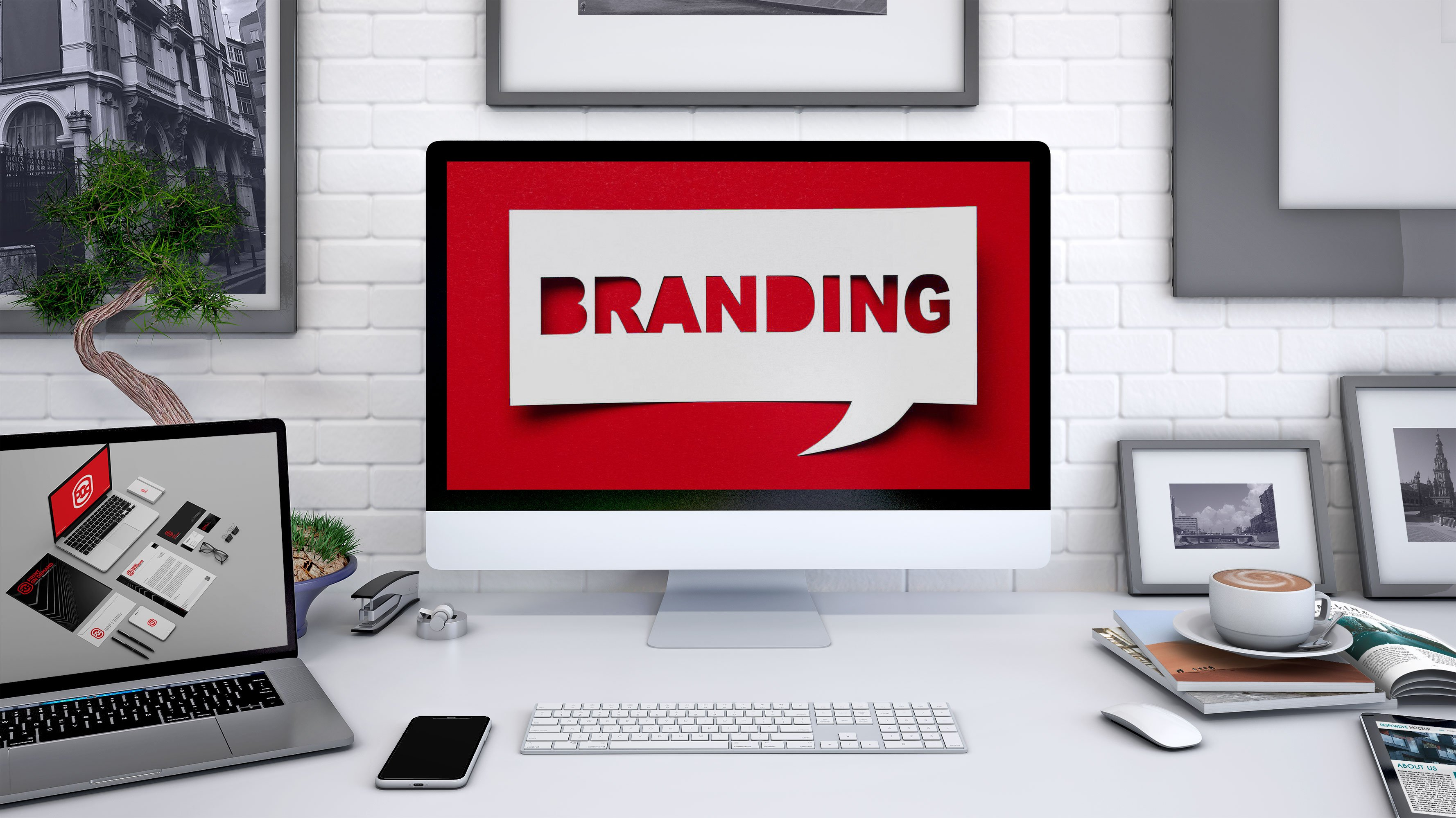 Top five branding ideas to have printed and ready for 2021